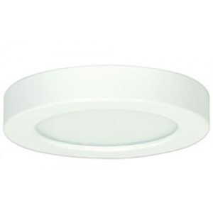 5.5 inch round LED ceiling light, white, 2700K or 3000K