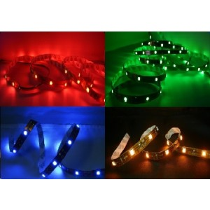 Non Waterproof RGB Flexible LED Strip